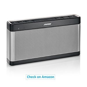 Bose SoundLink Bluetooth Speaker III Link
