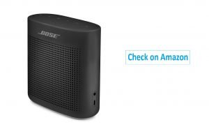 Bose SoundLink Color Bluetooth Speaker II Link