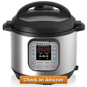 Instant Pot DUO60 Fix