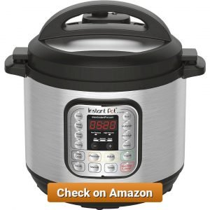 Instant Pot DUO80 Fix