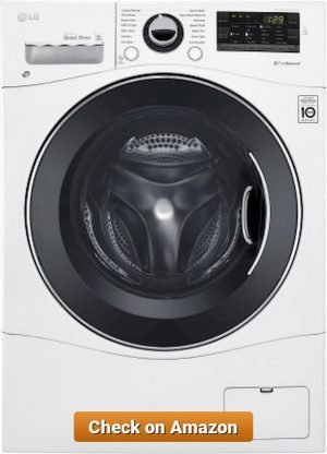 LG WM3488HW 24 Washer Dryer Combo Fix