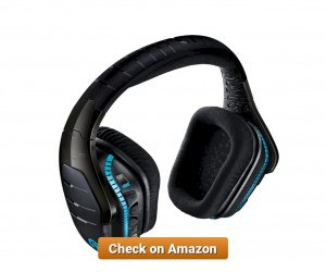 Logitech G933 Artemis Spectrum – Wireless 7 1 Surround Gaming Headset 2 62