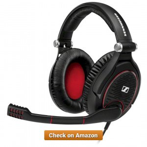 Sennheiser GAME ZERO Gaming Headset 3 8