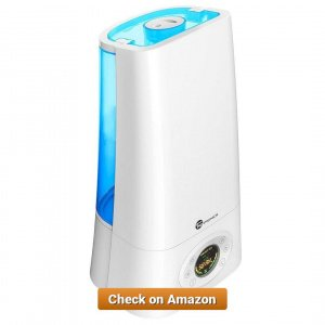 TaoTronics Ultrasonic Cool Mist Humidifier 5L 1 19